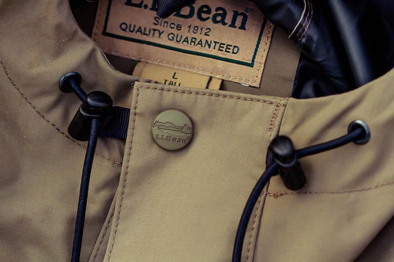 L.L. Bean Wading Jacket